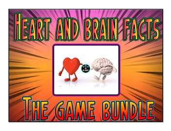 Heart and Brain Facts: The Game Bundle