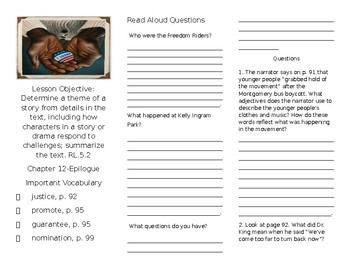 Heart and Soul Tri-Fold Questions-Lesson 11