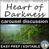Heart of Darkness Pre-reading Carousel Discussion