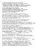 Heart of Darkness AP quality 64 multiple choice items, key, and commentary