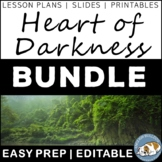 Heart of Darkness Activity Bundle