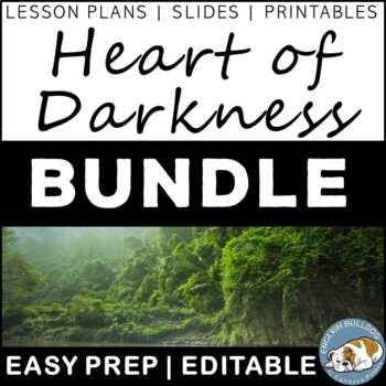 Heart of Darkness Activity Mini Bundle