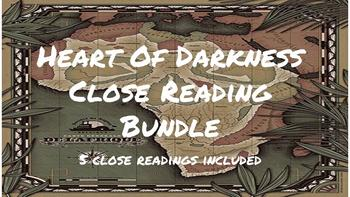 Heart of Darkness Close Reading Bundle
