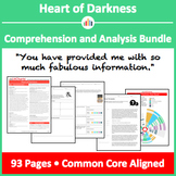 Heart of Darkness – Comprehension and Analysis Bundle