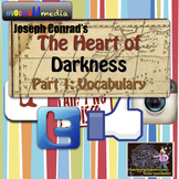 Heart of Darkness Part 1 | Joseph Conrad | VocabUmedia Cards
