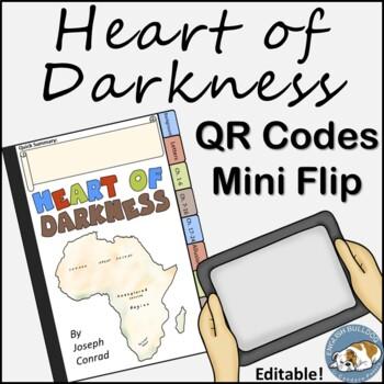 Heart of Darkness QR Mini Flip