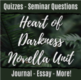 Heart of Darkness Quizzes and Seminar Questions