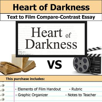 Heart of Darkness - Text to Film Essay Bundle