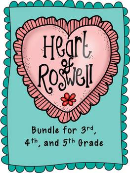 Heart of Roswell 3-5 Bundle