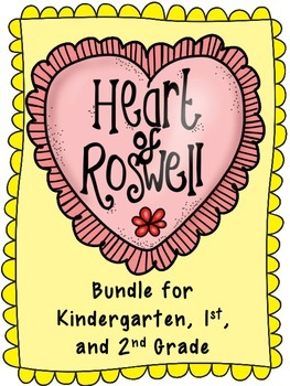 Preview of Heart of Roswell K-2 BUNDLE
