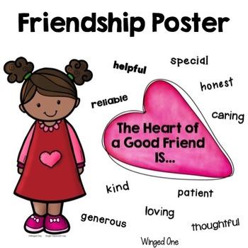 Good Friend Poster