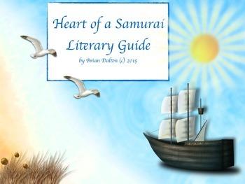 Heart of a Samurai Historical Fiction Literary Guide