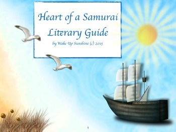 Heart of a Samurai Historical Fiction Literary Guide FREE DEMO
