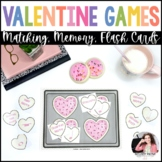 Music Symbol Matching Game: Valentine's Day Treats