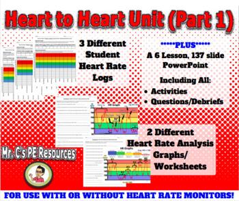 Heart to Heart Unit Bundle - Part 1