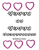 Heart to Heart Valentine's Subtraction Fluency Game