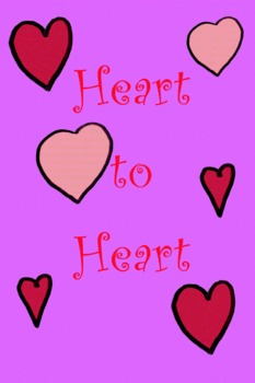 Heart to Heart - make your own picture