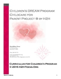 Heart2Heart Children's CARE Program