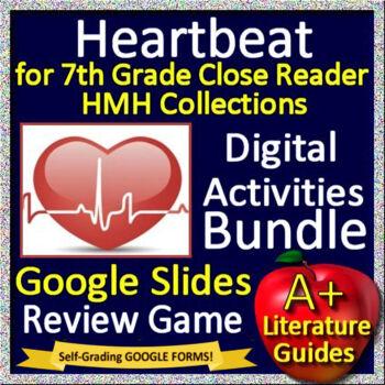 Heartbeat Bundle - 7th Grade HMH Collections Close Reader - HRW