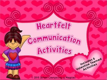 Heartfelt Communication Activities