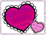 Heartfelt Words - A Word Building Center