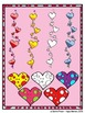 Valentine Hearts (clip art by Happy Markers)