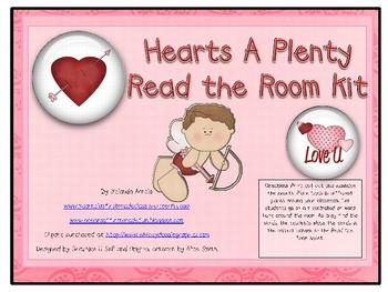 Hearts A Plenty Read the Room Kit