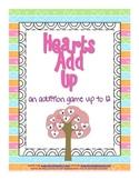 Hearts Add Up: Valentine Addition to 12