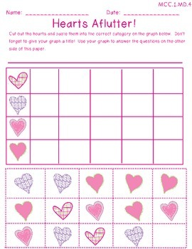 Hearts Aflutter--A Graphing Activity