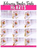 Hearts Binder- Binder Basics Work System