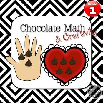 Valentine Math Craftivity