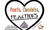 Hearts, Chocolates, FRACTIONS! (fractions of a collection)