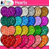 Valentine Heart Clip Art: Valentines Day Graphics 1 {Glitter Meets Glue}