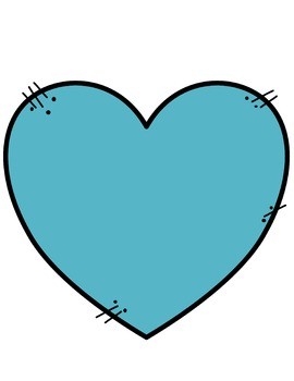 Hearts Clipart - Colorful