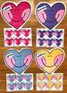 Hearts Color Sorting Mats