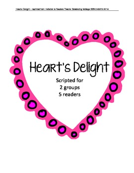 Readers Theatre: Heart's Delight