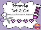 Valentine's Day - Preschool Fine Motor Activities