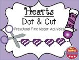 Valentine's Day - Preschool Fine Motor Activities