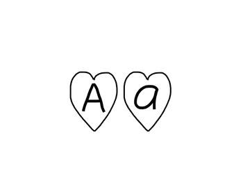 Hearts Font!