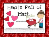 Hearts Full of Math - Number Sorting Cards - Freebie