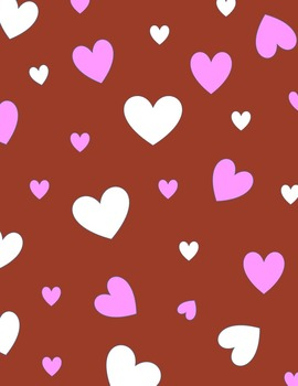 Hearts Galore Backgrounds