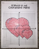 Hearts (Graphing on the Coordinate Plane Mystery Picture)