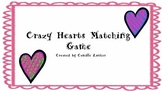 Hearts Matching Game