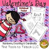 Valentines Hearts Math