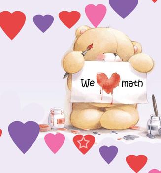 Hearts Math Gameboard