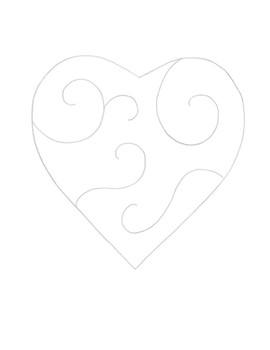 Hearts Mosaics