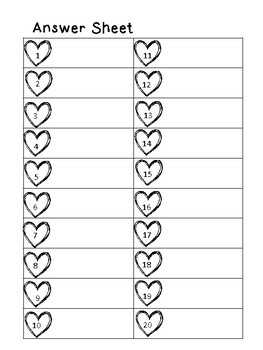 Hearts Themed Fact Family Task Cards! {Addition/Sub.}