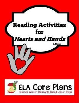 Hearts and Hands Common Core Lesson plans, activities, test