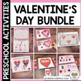 Valentine's Day Preschool Activities & Centers