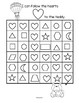 Hearts and Valentines Centers, Activities and Printables for Preschool and Pre-K